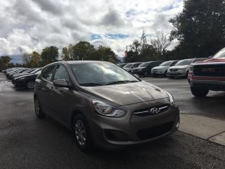 Used 2013 Hyundai Accent GL. L. VERY CLEAN-EXCELLENT CONDITION-GREAT ON GAS! for sale in London, ON