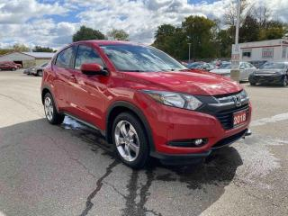 Used 2018 Honda HR-V EX 4dr AWD Sport Utility for sale in Brantford, ON