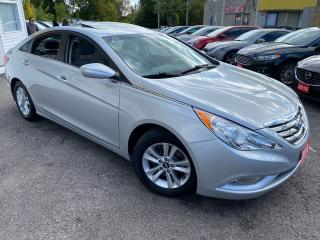 Used 2013 Hyundai Sonata GLS/ SUNROOF/ BLUETOOTH/ PWR GROUP/ ALLOYS ++ for sale in Scarborough, ON