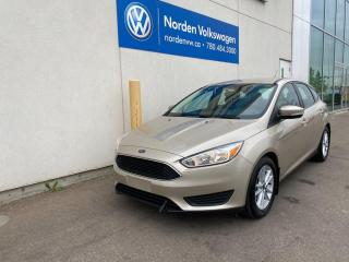 Used 2018 Ford Focus SE HATCHBACK AUTO - HEATED SEATS / SUPER LOW KMS! for sale in Edmonton, AB