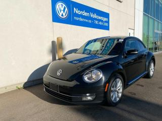 Used 2012 Volkswagen Beetle 2.5L HIGHLINE FULLY LOADED - EVERY OPTION for sale in Edmonton, AB
