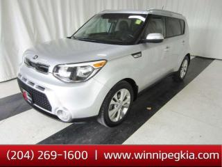 Used 2015 Kia Soul EX *Always Owned In Manitoba!* for sale in Winnipeg, MB