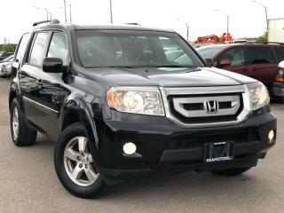 Used 2010 Honda Pilot EX-L for sale in Oakville, ON