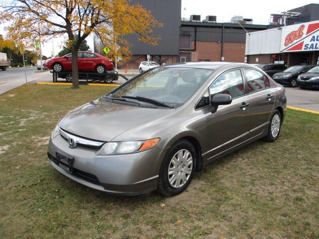 2007 Honda Civic DX-G ~ MANUAL ~ SAFETY INCLUDED