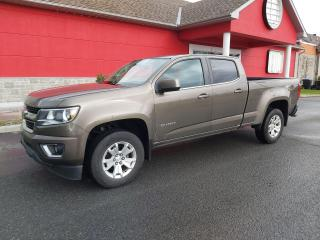 Used 2017 Chevrolet Colorado 4WD LT for sale in Cornwall, ON