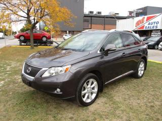 Used 2010 Lexus RX 350 ~ AWD ~ NAV ~ BACK UP CAM ~ COOLING/HEATED SEATS for sale in Toronto, ON