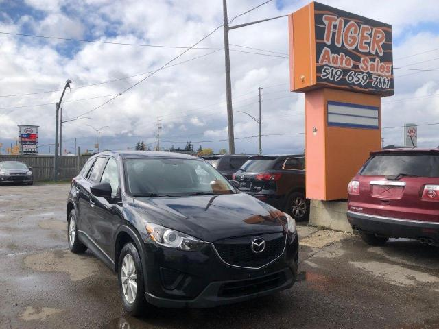 2013 Mazda CX-5 GX*NO ACCIDENTS*ALLOYS*4 CYL*ONLY 112KMS*NAVI*