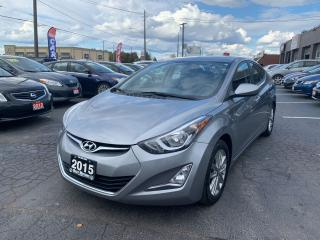 Used 2015 Hyundai Elantra Sport Appearance for sale in Hamilton, ON
