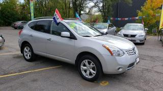 Used 2010 Nissan Rogue SL AWD **SUNROOF / LEATHER HEATED SEATS*** for sale in Mississauga, ON