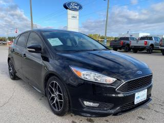 Used 2017 Ford Focus SE for sale in Harriston, ON