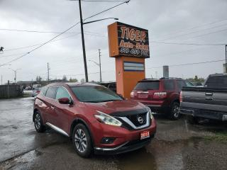 Used 2015 Nissan Murano SV*ONLY 98KMS*AWD*NAVI*PANO ROOF*KEYLESS*CERTIFIED for sale in London, ON