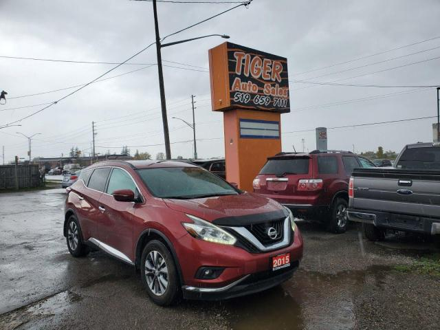 2015 Nissan Murano SV*ONLY 98KMS*AWD*NAVI*PANO ROOF*KEYLESS*CERTIFIED