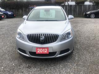Used 2012 Buick Verano w/1SB for sale in Hamilton, ON