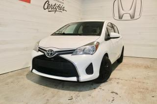 Used 2015 Toyota Yaris LE 5 portes for sale in Blainville, QC