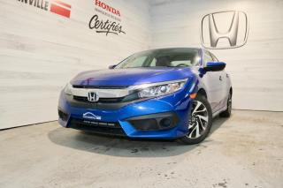 Used 2018 Honda Civic SE 4 portes for sale in Blainville, QC