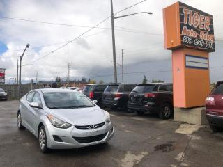 Used 2011 Hyundai Elantra GL**ONLY 105KMS**AUTO**4 CYLINDER**CERTIFIED for sale in London, ON