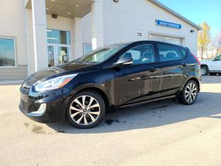 Used 2017 Hyundai Accent GLS for sale in Selkirk, MB