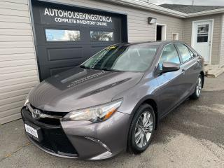 Used 2017 Toyota Camry SE for sale in Kingston, ON