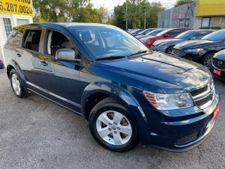Used 2014 Dodge Journey AUTO/ PWR GROUP/ PUSH START/ SPOILER/ ALLOYS ++ for sale in Scarborough, ON
