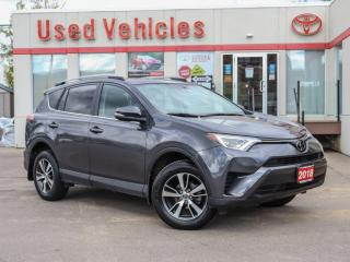 Used 2018 Toyota RAV4 LE | ALLOYS | CAMERA | HEATED SEATS | SINGLE OWNER for sale in North York, ON