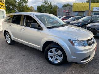 Used 2014 Dodge Journey PWR GROUP/ ALLOYS/ TINTED GLASS/ SPOILER ++ for sale in Scarborough, ON