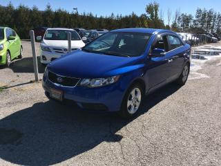 Used 2010 Kia Forte EX for sale in Newmarket, ON