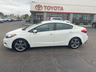 Used 2016 Kia Forte EX for sale in Cambridge, ON