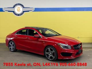 Used 2016 Mercedes-Benz CLA-Class CLA 250 4MATIC, AMG SPORT, for sale in Vaughan, ON
