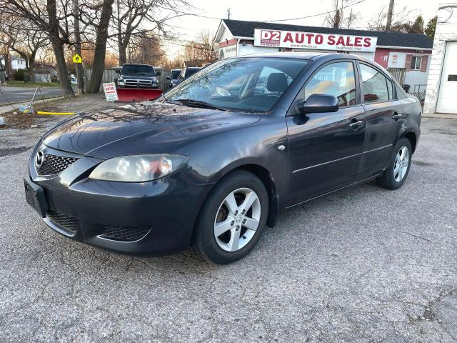 2006 Mazda MAZDA3 Automatic/4 Cylinder/AS IS SPECIAL