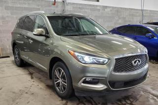 Used 2016 Infiniti QX60 AWD CUIR TOIT MAGS CAMERA DE RECUL for sale in St-Hubert, QC