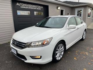 Used 2013 Honda Accord Touring for sale in Kingston, ON