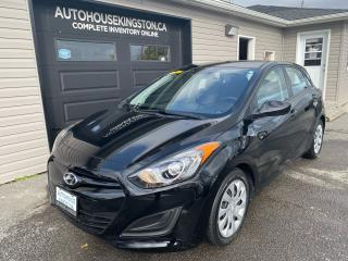 Used 2014 Hyundai Elantra GT GL for sale in Kingston, ON