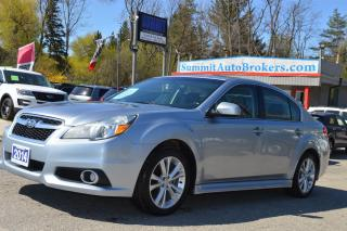 Used 2014 Subaru Legacy 2.5i w/Touring Pkg for sale in Richmond Hill, ON