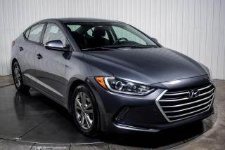 Used 2017 Hyundai Elantra GL A/C MAGS CAMERA DE RECUL for sale in St-Hubert, QC