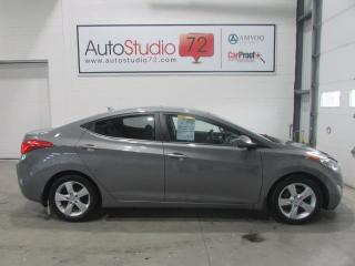 Used 2013 Hyundai Elantra AUTOMATIQUE**TOIT-OUVRANT**A/C**CRUISE** for sale in Mirabel, QC