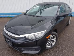 Used 2017 Honda Civic LX *HEATED SEATS* for sale in Kitchener, ON