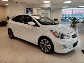 Used 2016 Hyundai Accent SE AUTOMATIQUE**TOIT/MAGS**JAMAIS ACCIDE for sale in St-Eustache, QC