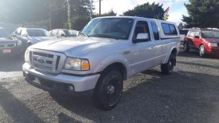 Used 2006 Ford Ranger XL for sale in Black Creek, BC