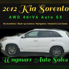 Used 2012 Kia Sorento SX for sale in Kingston, ON