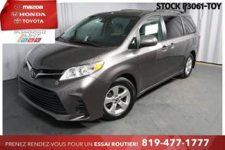 Used 2019 Toyota Sienna LE| 8 PASSAGERS| PORTES COULISSANTES AUTO for sale in Drummondville, QC
