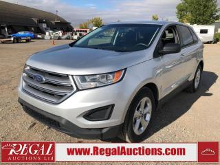 Used 2016 Ford Edge SE 4D Utility 2WD 3.5L for sale in Calgary, AB