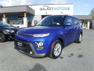 Used 2020 Kia Soul EX LIMITED-HEATED SEATS, BLUETOOTH, HEATED STEERING WHEEL for sale in Duncan, BC