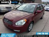 Photo of Maroon 2009 Hyundai Accent