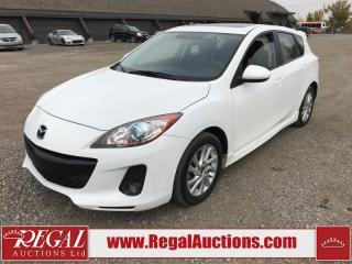 Used 2013 Mazda MAZDA3 GT 4D Hatchback AT for sale in Calgary, AB