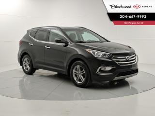 Used 2017 Hyundai Santa Fe Sport Premium | Accident Free | AWD | Remote Start | Blind Spot Detection | for sale in Winnipeg, MB