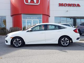 Used 2016 Honda Civic LX Locally Owned - One Owner for sale in Winnipeg, MB