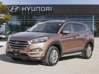 Used 2017 Hyundai Tucson Luxury AWD Local Trade Full Service History for sale in Winnipeg, MB