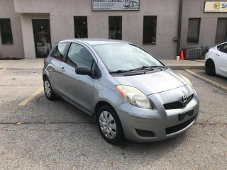 Used 2009 Toyota Yaris 3dr HB Man CE Base for sale in Burlington, ON