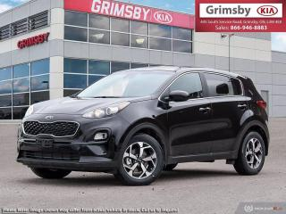 New 2021 Kia Sportage LX AWD|APPLE CARPLAY|HEATED SEATS|17