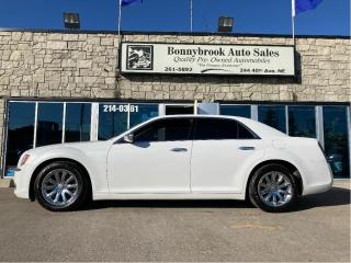 Used 2013 Chrysler 300 300C leather navigation car starter for sale in Calgary, AB